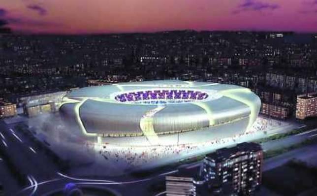 El valencia cambia de constructoras y acabar el nuevo - Campo de futbol del valencia ...