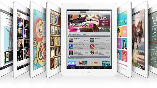 Apple podría presentar dos nuevos iPad en enero