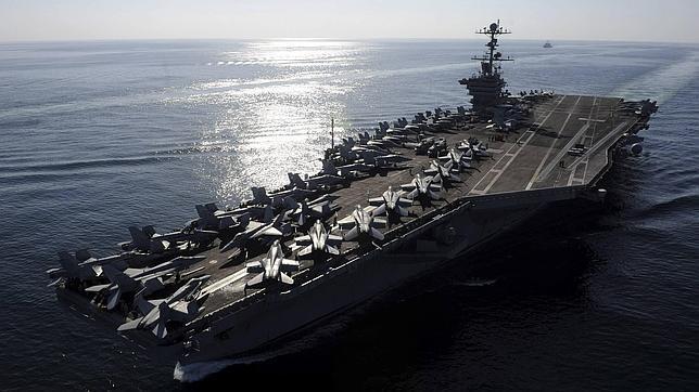 Irán advierte a EE.UU. contra el regreso del portaaviones al Golfo Pérsico, y no lo hará «dos veces»