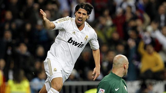 Sami Khedira se perderá el Clásico de Copa del Rey