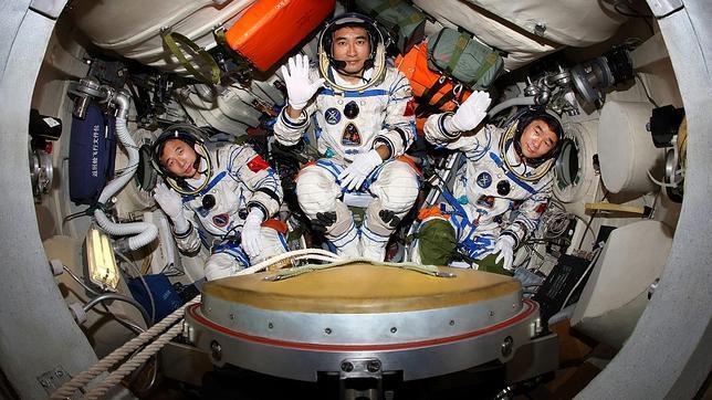 China enviará astronautas a la Luna en 2020