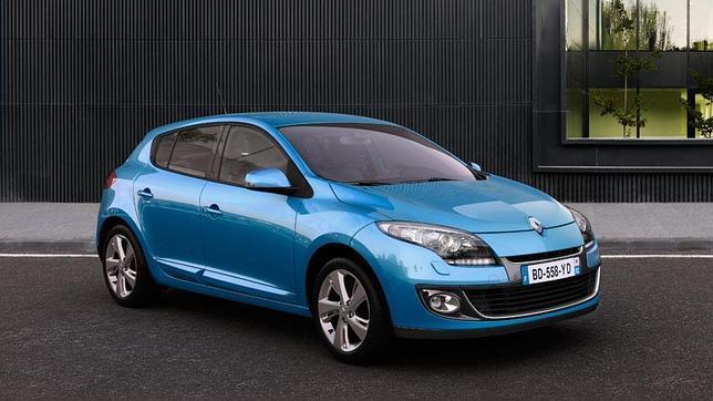 Renault M�gane, puesta a punto
