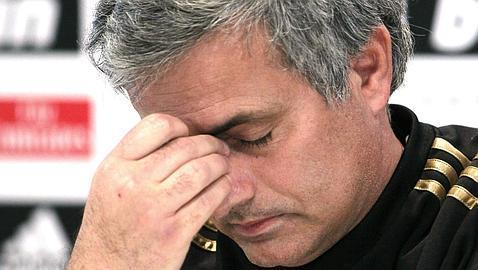 Mourinho: «Es un premio merecido»
