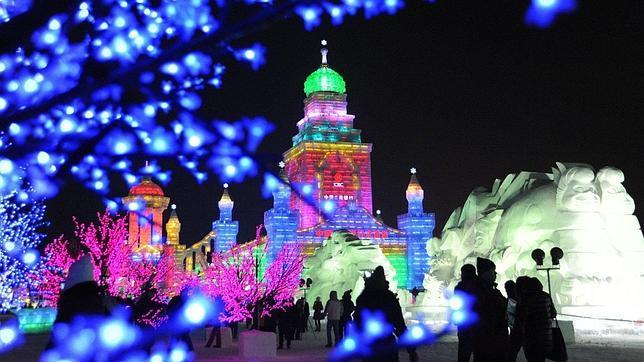 Las imágenes más impactantes del fetival de Hielo y Nieve de China -0FLD2873jpg---644x362