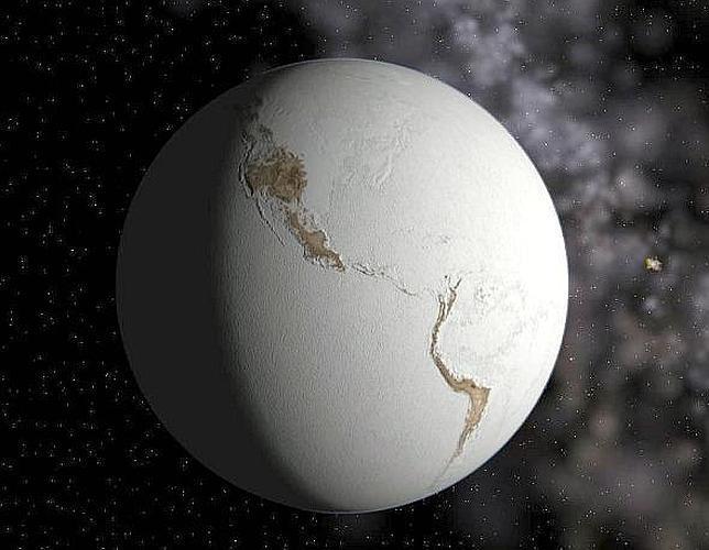 La próxima gran glaciación de la Tierra se retrasa