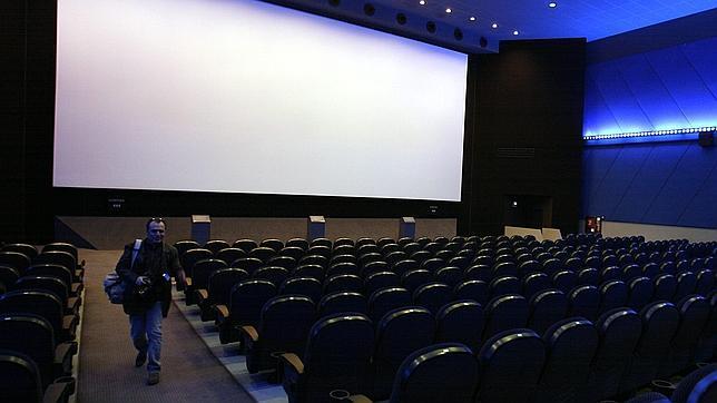 Una sala de cine for Cines arenys precios