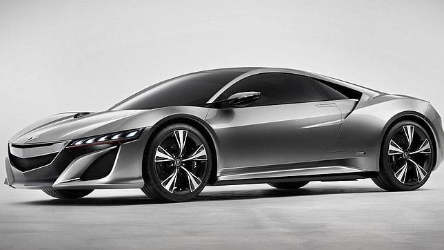 Acura NSX Concept, fascinante