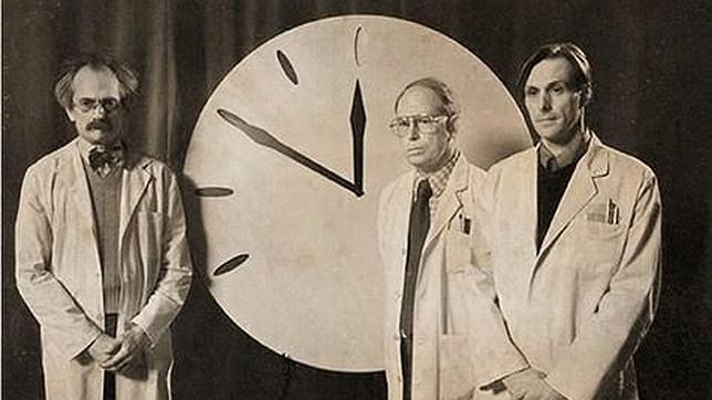 El reloj del Juicio Final avanza un minuto