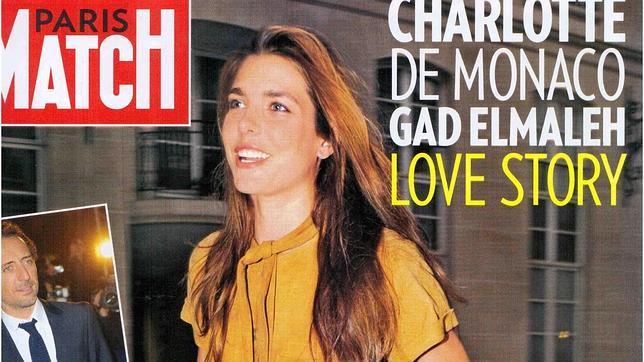 Carlota Casiraghi y la apasionada relación con Gad Elmaleh