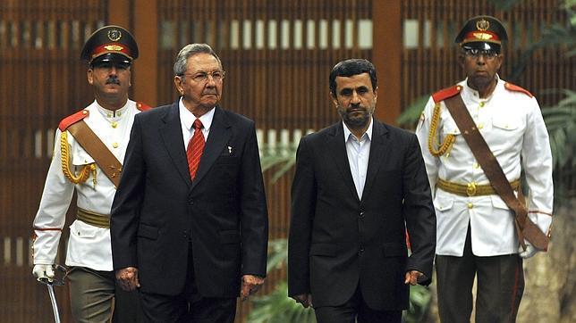 Ahmadineyad, investido doctor honoris causa en Ciencias Políticas en la Universidad de La Habana