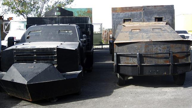 Armored Truck For Sale >> Camiones blindados para traficar con drogas y armas - ABC.es