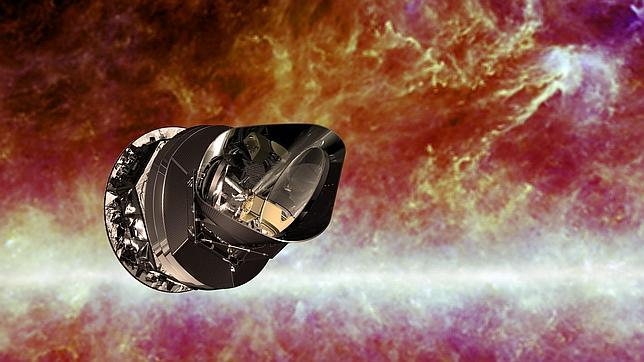 La sonda Planck mide las huellas del Big Bang en todo el cielo