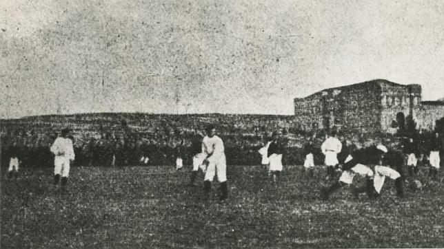 نتيجة بحث الصور عن real madrid vs barcelona 1902