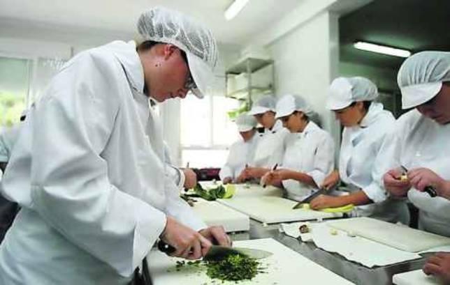 El plan canario de formaci n profesional paralizado for Formacion profesional cocina