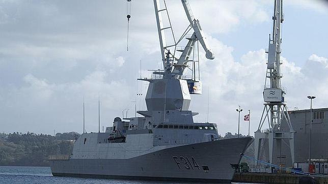 La venta de buques a Noruega y Venezuela dispara las exportaciones de defensa