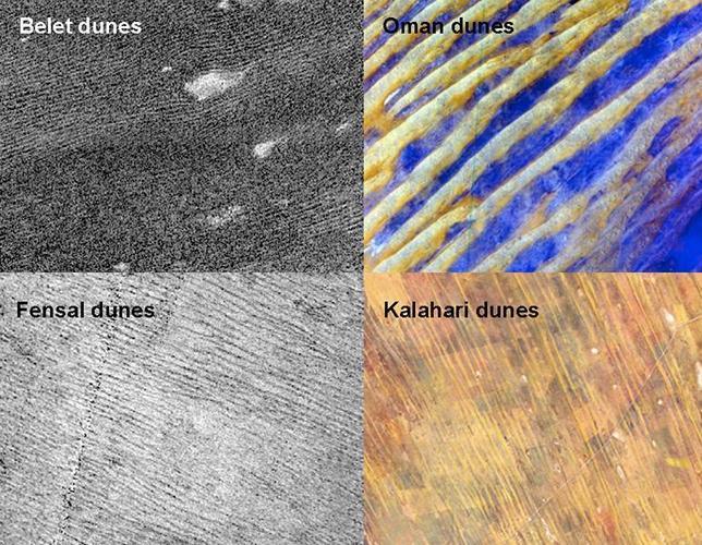 El secreto de las dunas gigantes de Titán