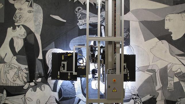 2012: odisea del «Guernica»