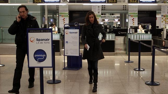 Vueling iberia y air europa ofrecen vuelos una tarifa de for Oficinas de air europa en madrid