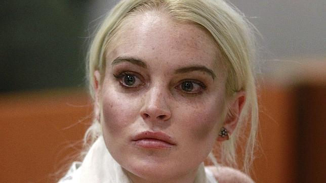 Lindsay Lohan, denunciada por atropello