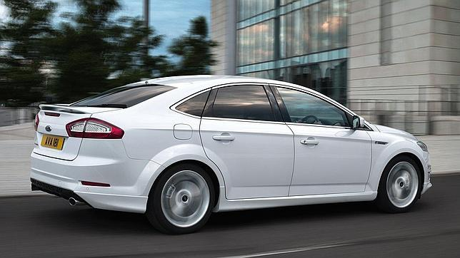 Ford mondeo estate sport limited edition released in germany.