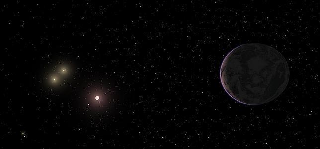 Hallan una supertierra que puede ser habitable