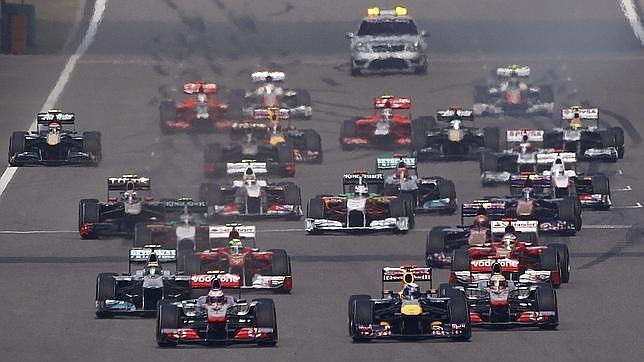 Telecinco renuncia a pujar por la Fórmula 1