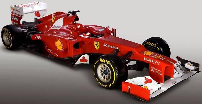 Ferrari-Alonso, tercer proyecto