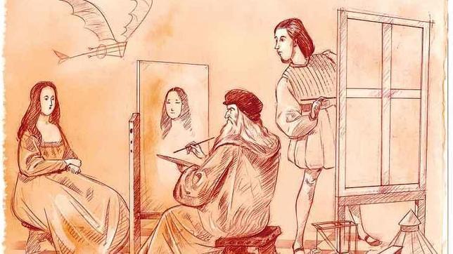 Así se pintó la Gioconda de Madrid
