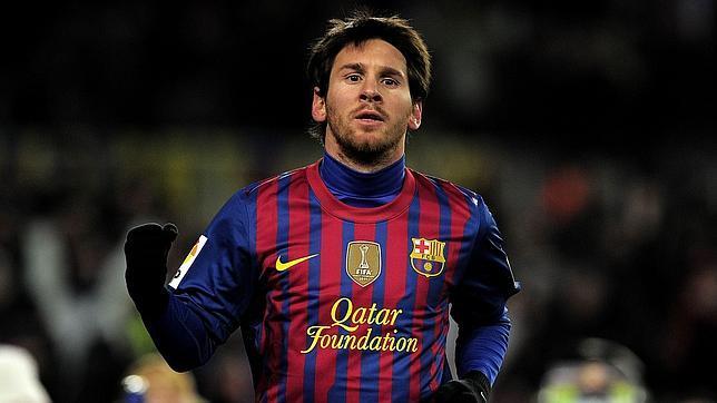 Messi, La Mentira se acabo