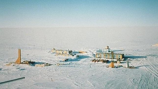 El misterio del lago Vostok