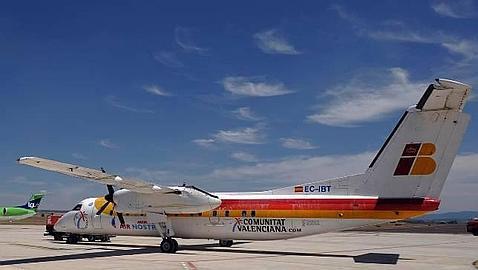 Air Nostrum presenta un ERE temporal de dos años para toda su plantilla