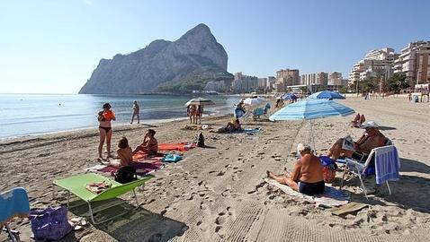 Alicante aporta el 73 del turismo extranjero de la regi n for Oficina de turismo calpe