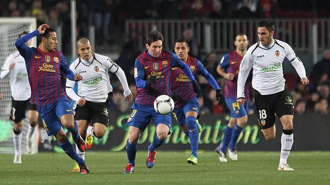 En directo: Barcelona-Valencia - ABC.es