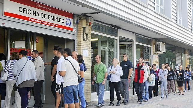 Espa a ha destruido el 90 del empleo temporal de la ue for Oficinas de trabajo temporal