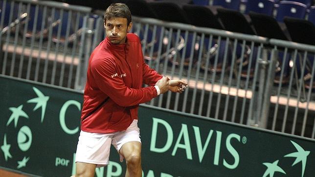 Ferrero abrirá la Davis ante Kukushkin