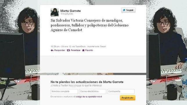 Los discapacitados reclaman a Gómez que eche a la dirigente que les llamó «tullidos»