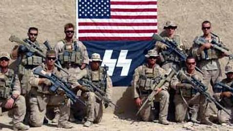 Marines Nazis