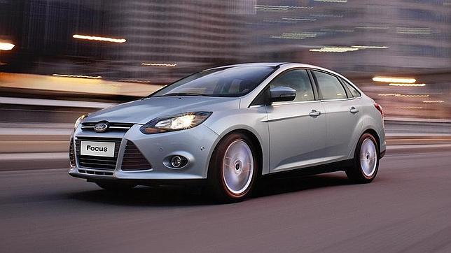 Ford Focus 1.0 EcoBoost, peque�o