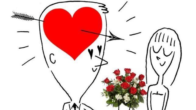 Como es el proceso de enamoramiento