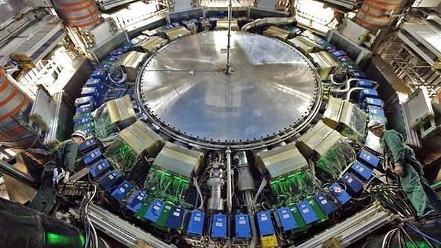La «máquina de Dios» refuerza motores