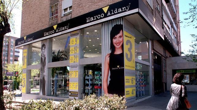 El juez declara el concurso de acreedores de las peluquer as marco aldany - Marco aldany puerto venecia ...