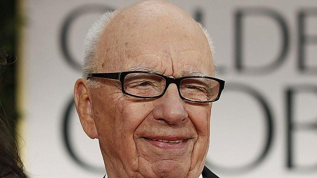 Rupert Murdoch, dueño de News Corporation