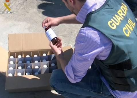 Una red elaboraba falso aceite de oliva en una planta de biodiésel
