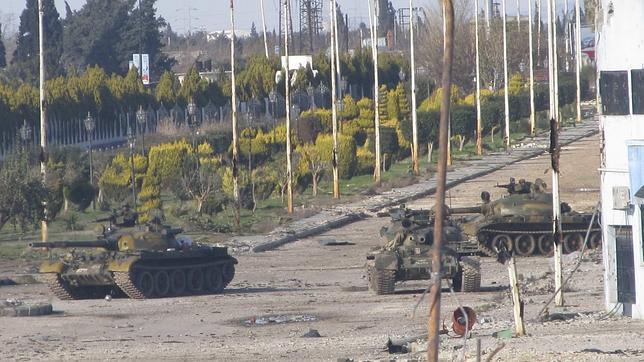 Varios países árabes enviarán armas a los rebeldes sirios