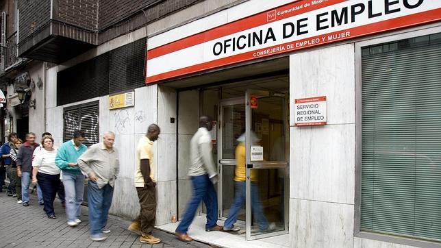 El boe publica la pr rroga de la ayuda de 400 euros a los for Oficinas inem madrid