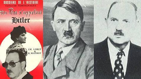El hijo ilegítimo de Adolf Hitler