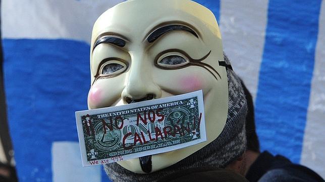 Anonymous pretende «apagar» Internet