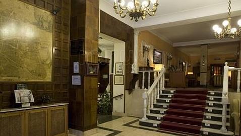 Cierra el hotel ingl s el m s antiguo de madrid for Hoteles en la calle prado de madrid