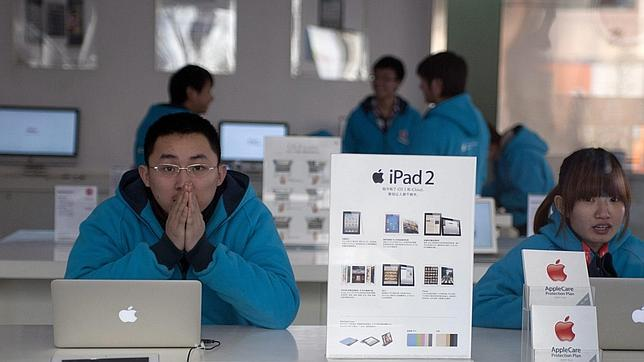 China proh�be la venta del iPad