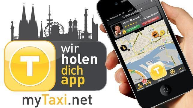 Una nueva aplicación para móviles revoluciona la forma de pedir el taxi
